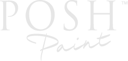 Posh Paint Footer Logo